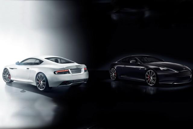 Aston Martin irá con dos ediciones limitadas a Ginebra 3