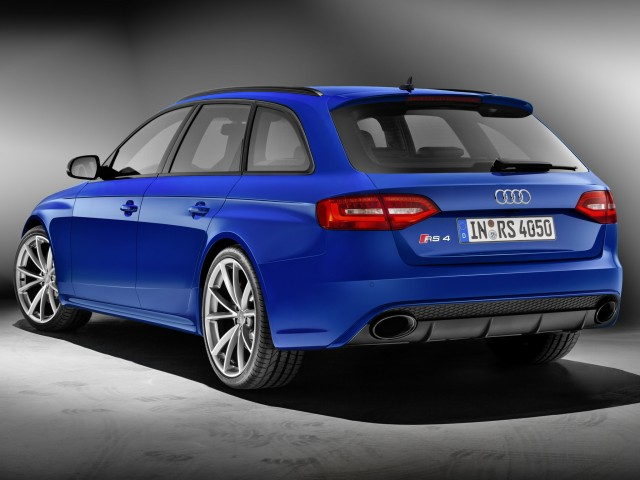 Audi RS4 Avant Nogaro Selection: Homenajeando al RS2 2