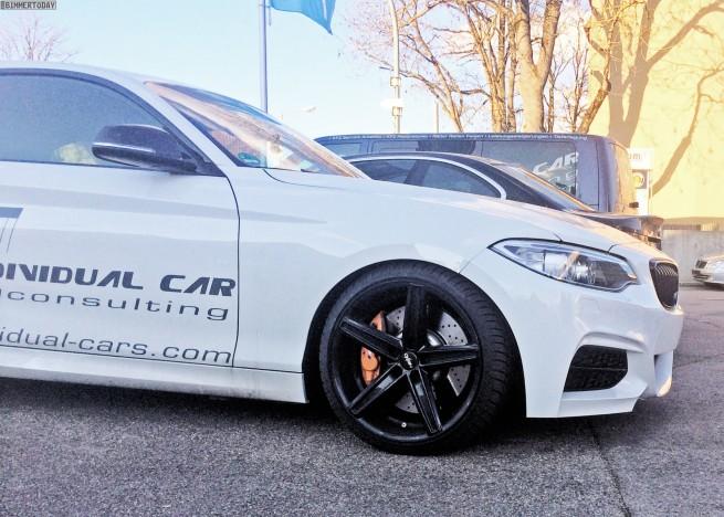 BMW Serie 1 con morro de Serie 2: Un injerto que... ¡nos encanta! 4