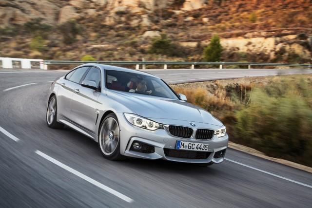 BMW Serie 4 Gran Coupe, megagalería de imágenes 1