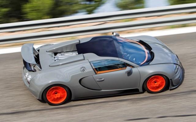 Bugatti tiene problemas para vender el resto de Veyron 1