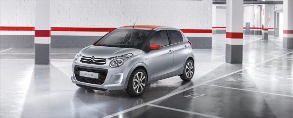 Nuevo Citroën C1: Un diseño mucho más personal