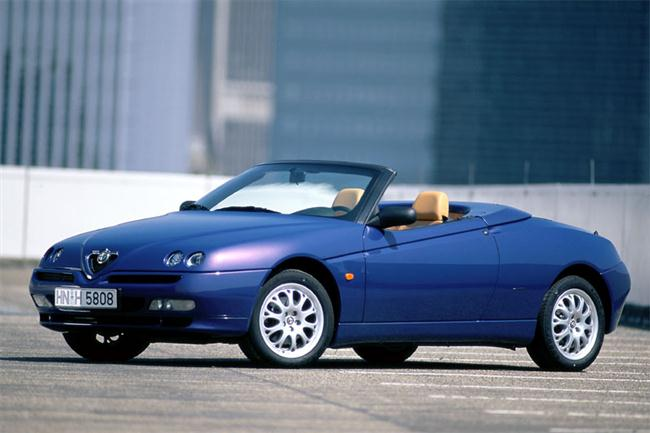 En el aire: Alfa Romeo Spider, ¿ahora sí?