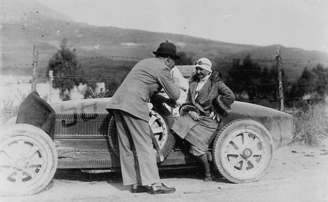El Bugatti Veyron Grand Sport Vitesse Legend Elisabeth Junek debutará en Ginebra 1