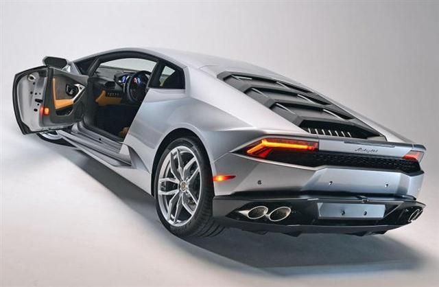 El Lamborghini Huracan, un éxito demoledor 1