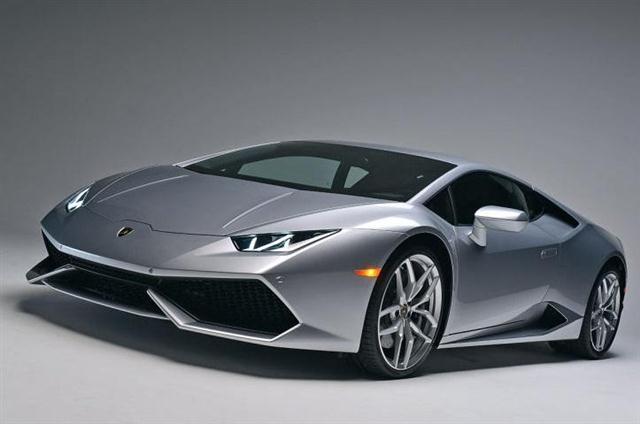 El Lamborghini Huracan, un éxito demoledor 2