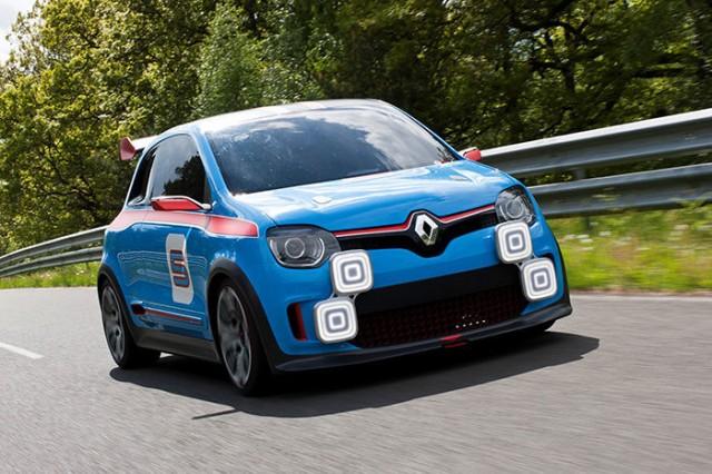 El Renault Twingo de nueva generación se presentará mañana 2