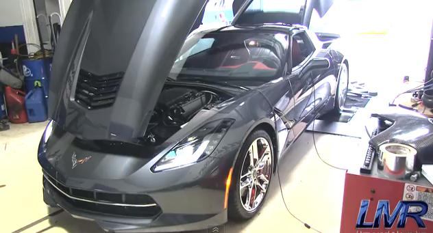 ¿Eres tu el Chevrolet Corvette C7 Stingray más rápido del planeta? 1