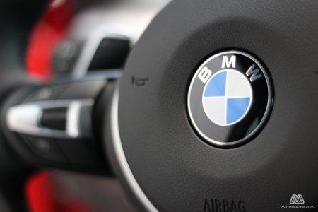 Presentación en sociedad del BMW Serie 2 Coupé