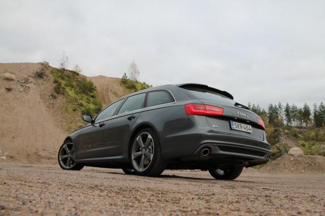 ¿Interesado en un nuevo A6? Audi lanza una oferta que seguro te gustará