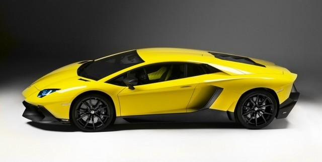 Más de 650.000 euros por un Lamborghini Aventador LP720-4 Roadster 1