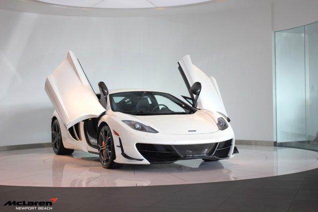 McLaren 12C High Sport Edition a la venta 1