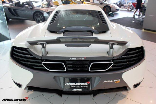 McLaren 12C High Sport Edition a la venta 4