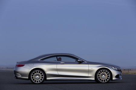 Mercedes Clase S Coupé: Elegancia y refinamiento