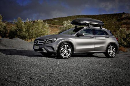 Mercedes Benz, Fahrvorstellung, Granada 2014, GLA 200 CDI, Komfo