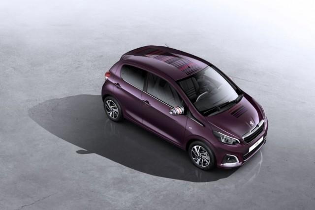 Una idea: Peugeot 108 GTi