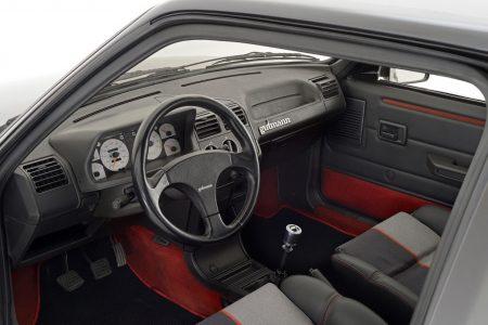 Peugeot 205 GTi 1.9 Gutmann, de vuelta a la flota de prensa italiana