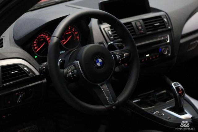Presentación en sociedad del BMW Serie 2 Coupé 1