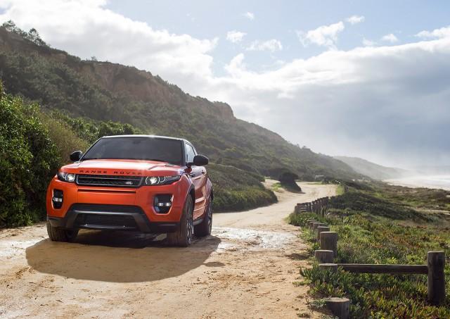Range Rover llevará a Ginebra un Evoque de 285 caballos 1