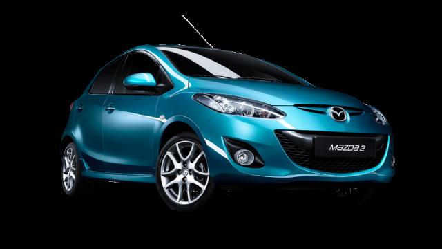 ¿Un Mazda2 Crossover para este año? 1