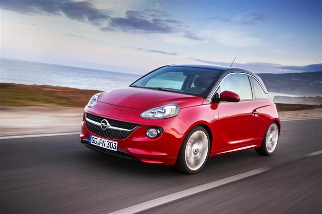 ¿Un Opel Adam en Estados Unidos? 1