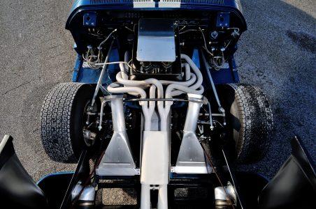 A subasta una de los prototipos del Ford GT40