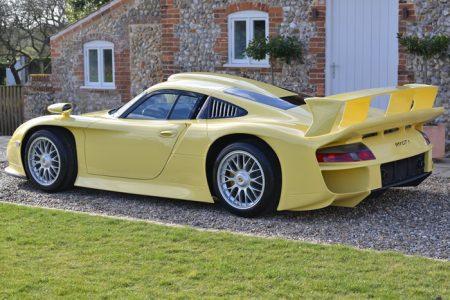 A la venta un Porsche 911 GT1 Strassenversion de 1998