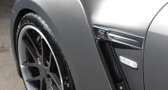 Litchfield LM900, un Nissan GT-R que seguro te gustará