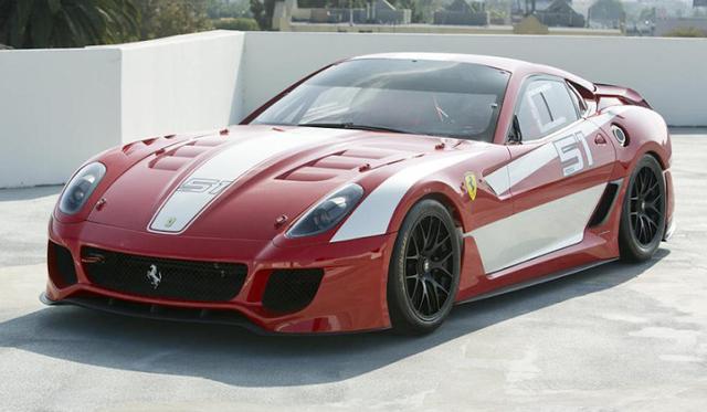 A la venta un Ferrari 599XX 1