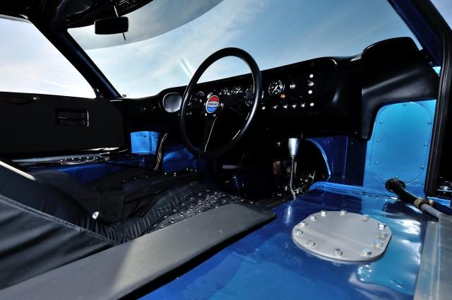 A subasta una de los prototipos del Ford GT40 2