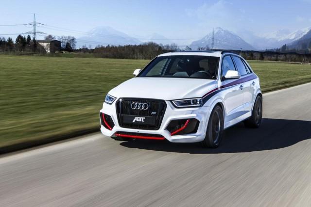 ABT se atreve con el Audi RS Q3 1