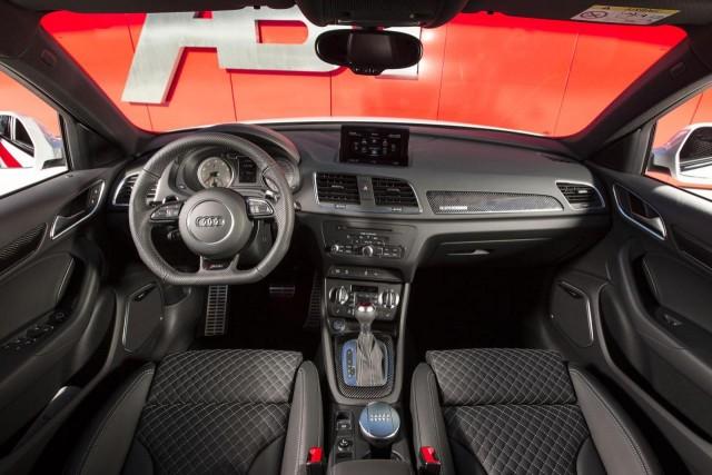 ABT se atreve con el Audi RS Q3 3