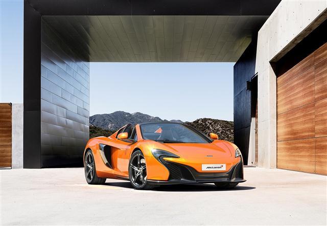 """Al detalle: """"baby"""" McLaren 2"""