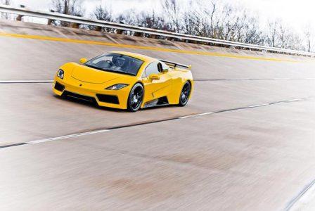 Arash Motors nos muestra el AF8 definitivo