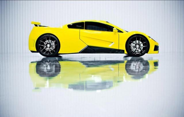 Arash Motors nos muestra el AF8 definitivo 2