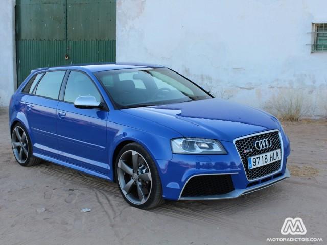 Audi RS3 de nueva generación, nuevos rumores 1