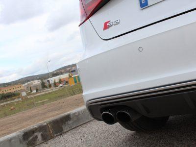 Prueba: Audi S3 Sportback 2.0 TFSI de 300 caballos (equipamiento, comportamiento, conclusión)