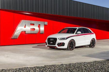 ABT se atreve con el Audi RS Q3