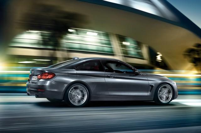 BMW amplia la actual oferta de motores para el Serie 4