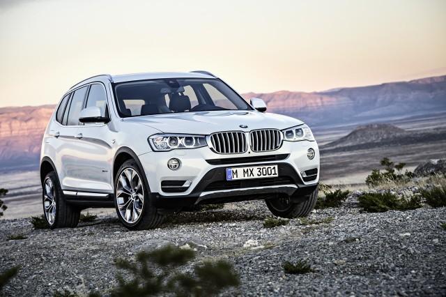 BMW desvela los precios del nuevo X3 para España 2
