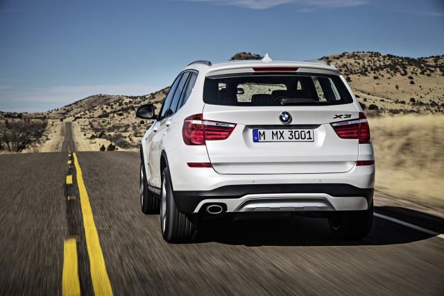 BMW desvela los precios del nuevo X3 para España 3