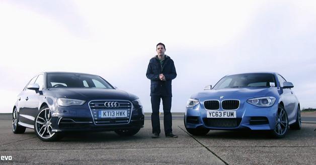 ¿BMW M135i o Audi S3? 1