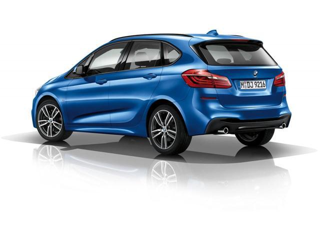 BMW Serie 2 Active Tourer M Sport, oficial 1