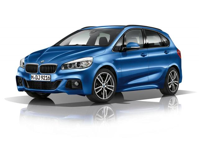 BMW Serie 2 Active Tourer M Sport, oficial 2