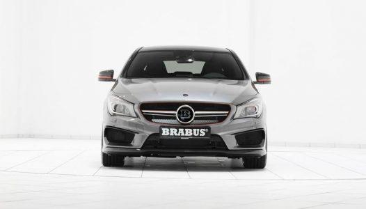 Mercedes CLA 45 AMG: La mano de Brabus exprime su potencial