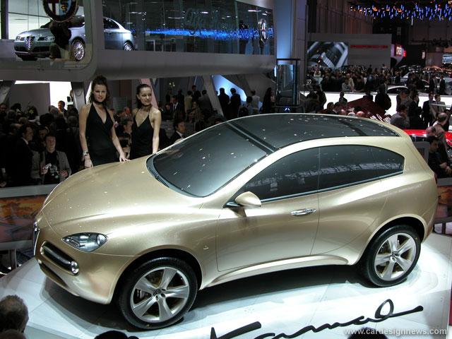 Desvelados nuevos detalles sobre el SUV de Alfa Romeo 1