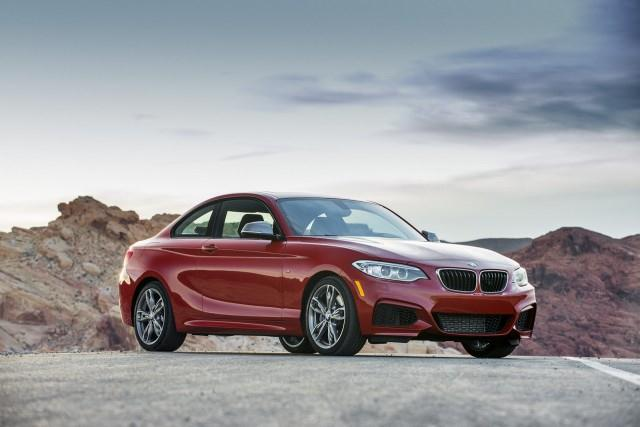El BMW M2 continúa en desarrollo 2