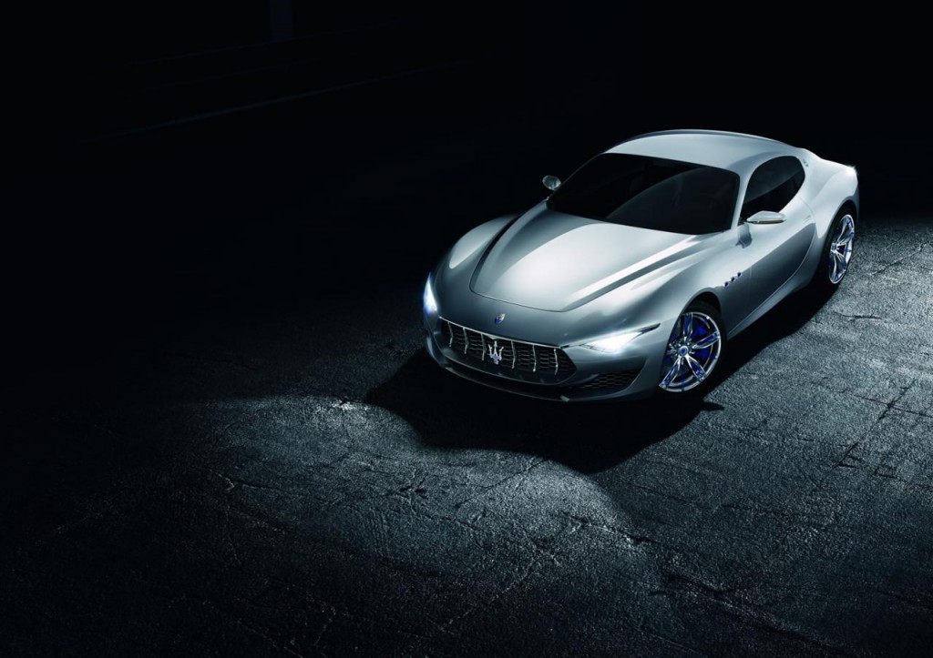 La gran obra de Maserati