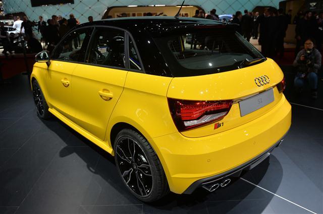 Ginebra 2014: Audi S1 2