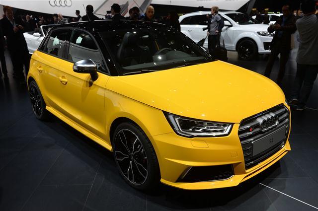 Ginebra 2014: Audi S1 3